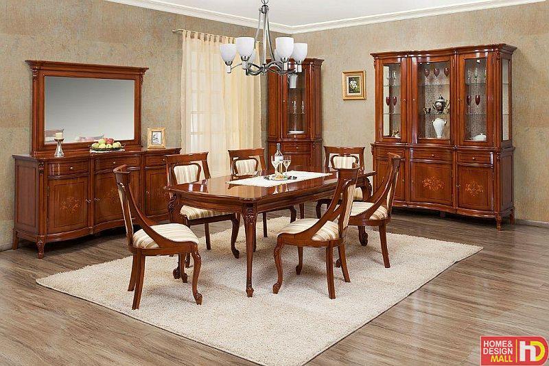 Mobila Lemn Masiv | Sufragerie Firenze Casa Simex